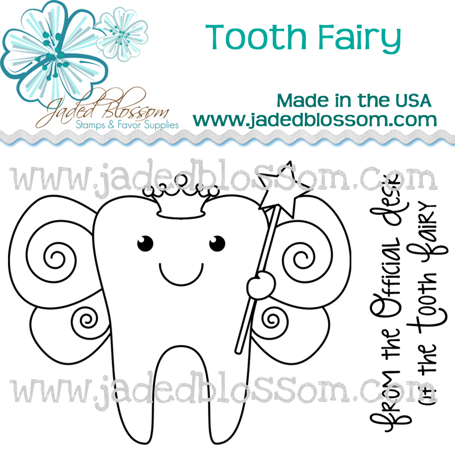 Jaded blossom release day 4 tooth fairy tooth fairy 2x3 pronofoot35fo Choice Image