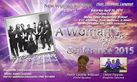 New Woman Ministries Conference 2015