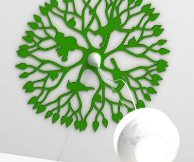 Ye%25C5%259Fil+Tavan+S%25C3%25BCslemeleri Dekoratif Duvar ve Tavan Süsleri
