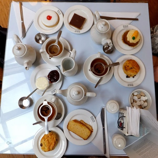 glasgow écosse scotland willow tea room mackintosh