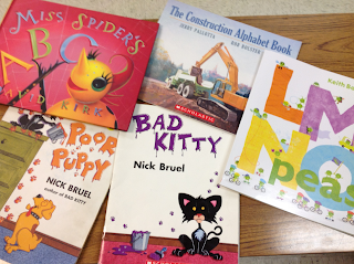 abc books to use in classroom