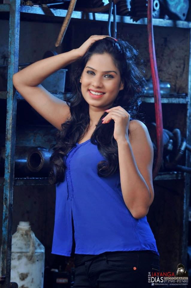 Rithu Akarsha sl model