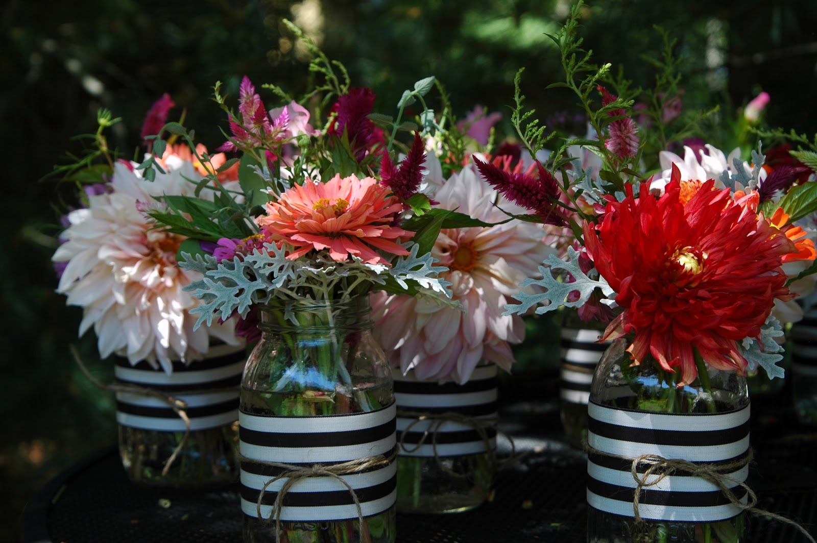 deborah jean\'s DANDELION HOUSE and GARDEN : Mason Jar Wedding ...