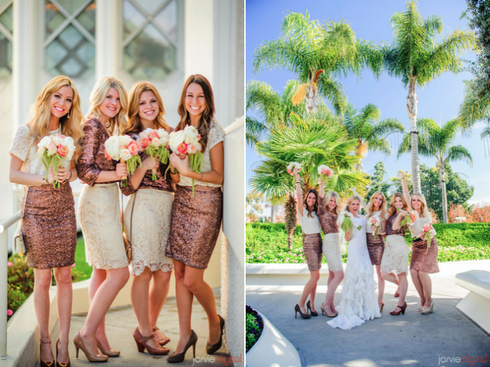 Sexy Lace Bridesmaid Dresses To Die For