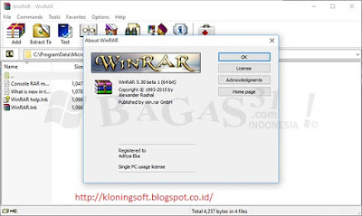 Download Winrar 5.30 Final Stabil New