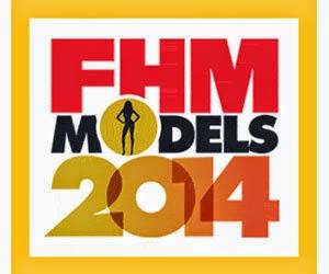 FHM MODELS 2014