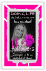 WIN - {Doing Life} 1,100 Follower Give Away