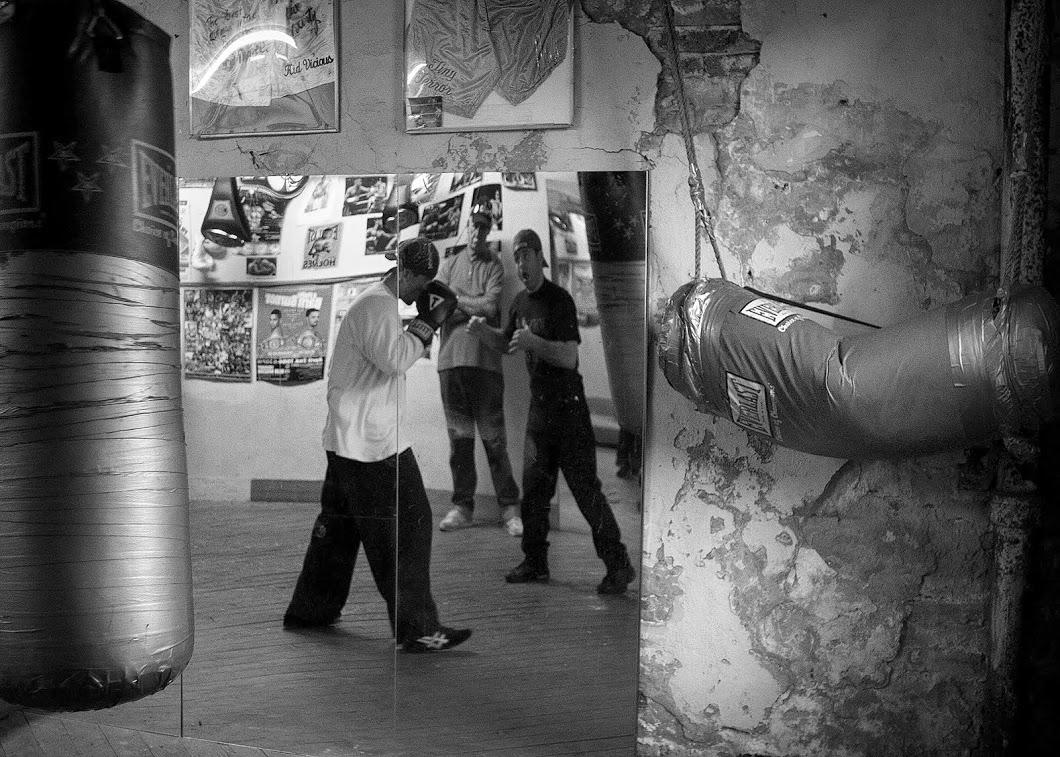American Fight Clubs: Joey Eye Gym, Philadelphia