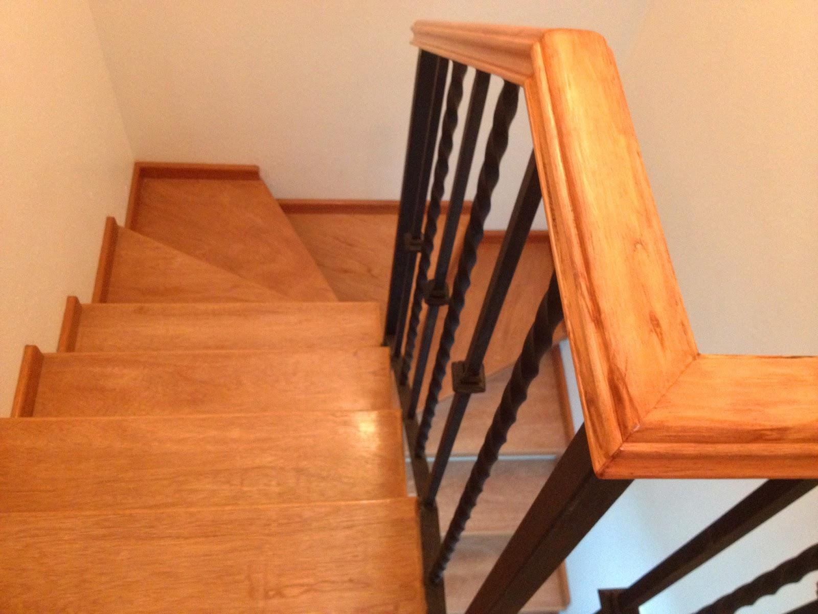 barandales de herrer a y escaleras de madera dise o y