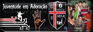 CÉLULA DE JOVENS, GERAÇÃO RADICAL, LÍDER :JASSON,cel.9168-4910