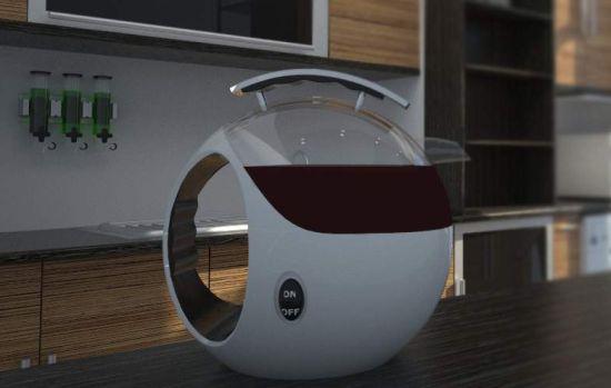 3 Futuristic Coffee Maker
