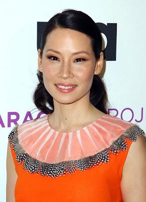 Lucy Alexis Liu celebridades del cine