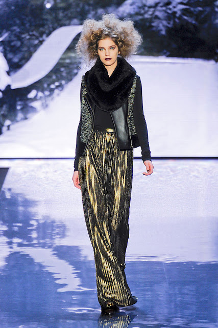 NYFW Favs: Badgley Mischka Fall 2012