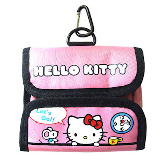 Hello Kitty pouch purse wallet