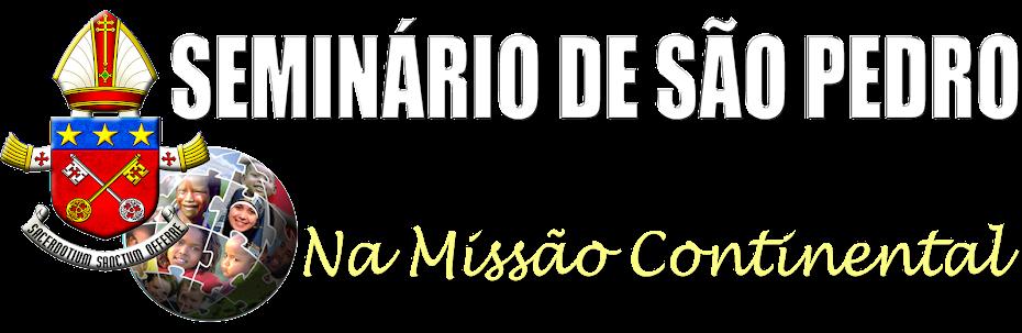 SEMINÁRIO DE SÃO PEDRO