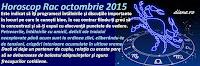 Horoscop Rac octombrie 2015