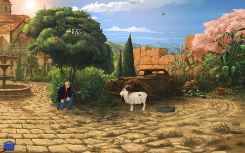 Broken Sword 5: Episode 2 v1.0 Apk Obb Android