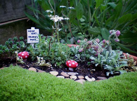 Visi n interiorista jardines en miniatura for Jardines en miniatura