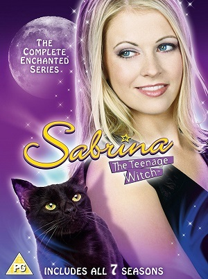 Sabrina, a Aprendiz de Feiticeira - Todas as Temporadas Completas Séries Torrent Download capa