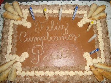 Torta tradicional 40 personas