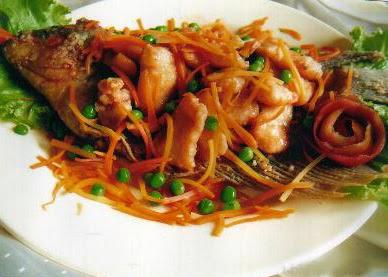 Resep Ikan Keju