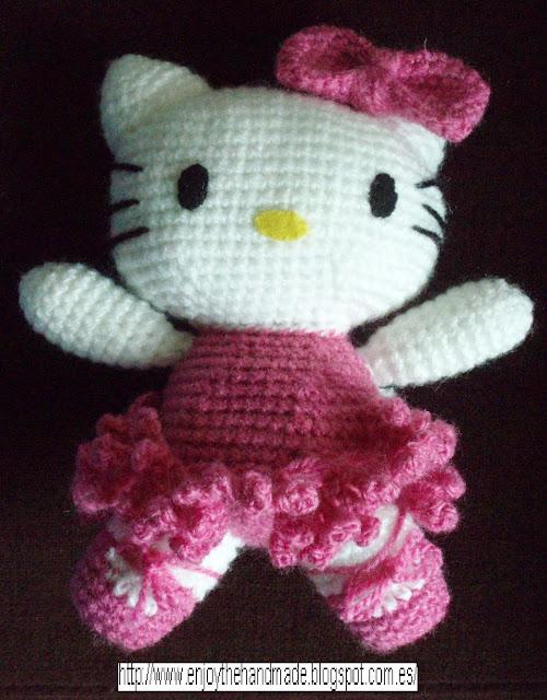 Enjoy the HandMade: Amigurumi Hello Kitty