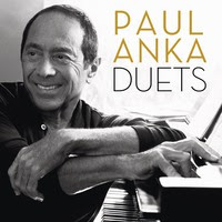 ♥Paul Anka DUETS CD Giveaway
