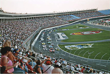 The lid cash poor democrats to move convention opening for Events at charlotte motor speedway