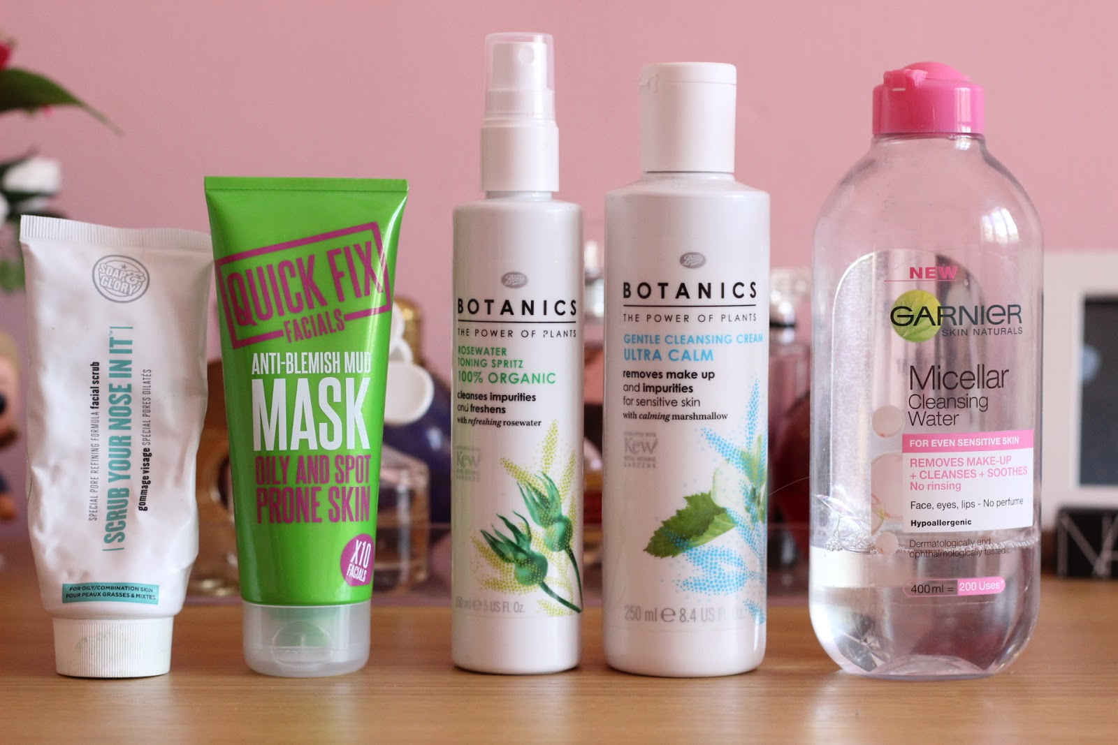5 Budget Skincare Must Haves