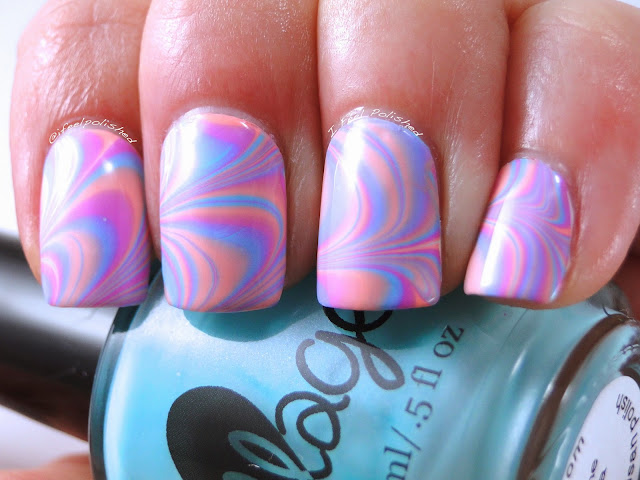 Summer Water Marble