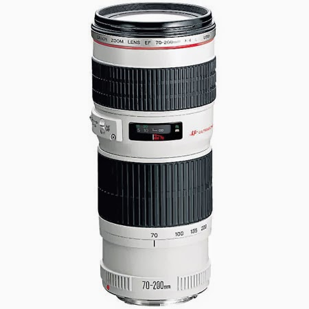 Harga dan Spesifikasi Lensa Canon EF 70-200mm f/4L USM Terbaru