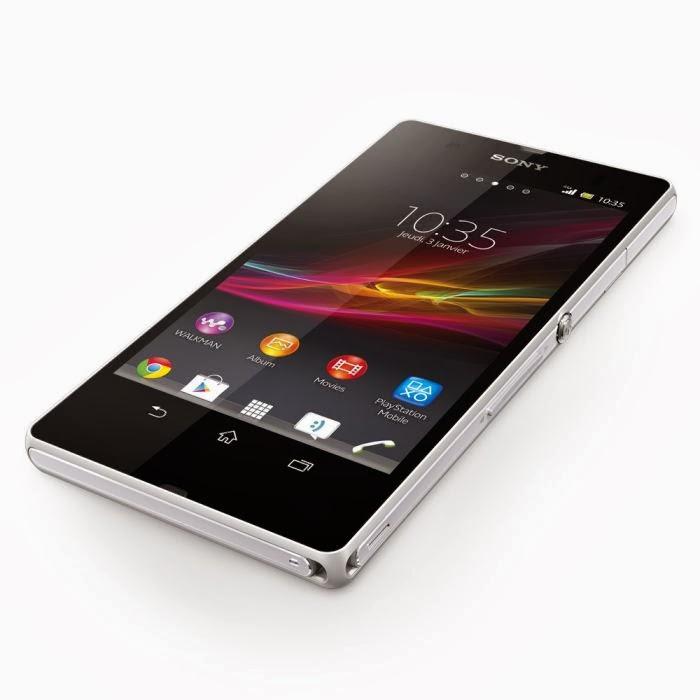 Sony Xperia Z Blanc Smartphone