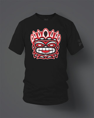Totem King T-Shirt by Reactor88
