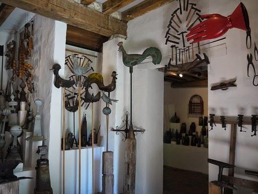 LE MUSEE DES ARTS POPULAIRES DE LADUZ
