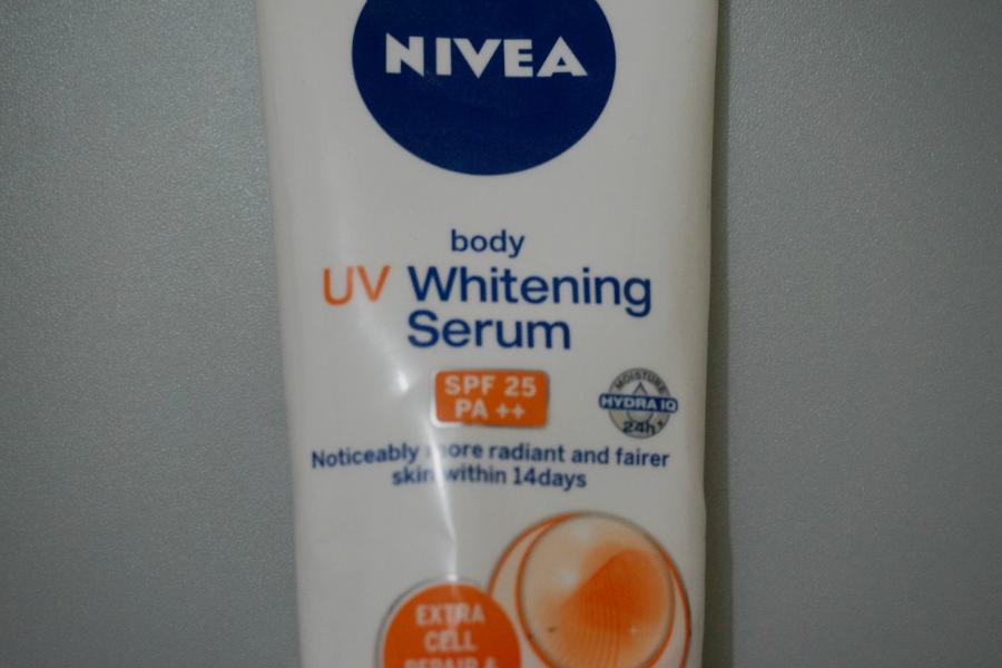 Nivea Body UV Whitening Serum SPF 25