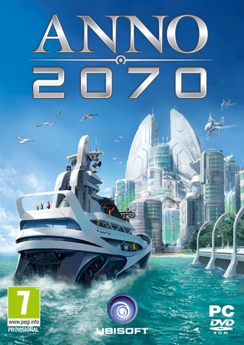 Download Anno 2070 PC Completo + Crack 2011