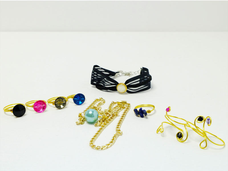 Accessories from Eve and Rosie