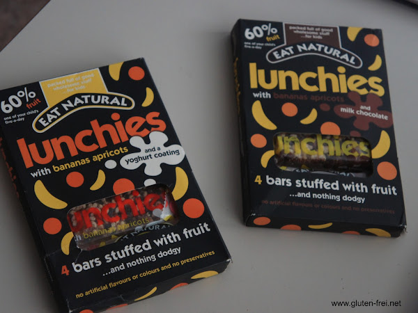 EAT NATURAL Lunchies
