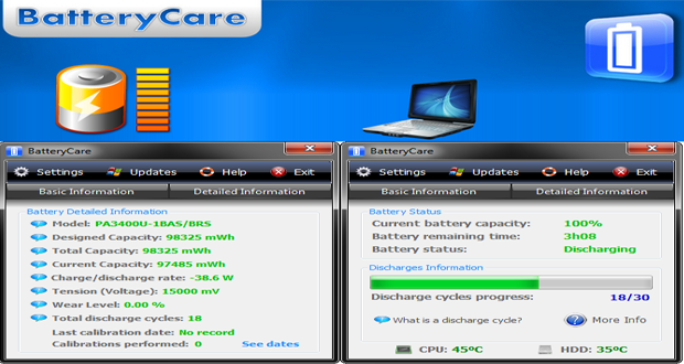 Batterycare Software Free Download