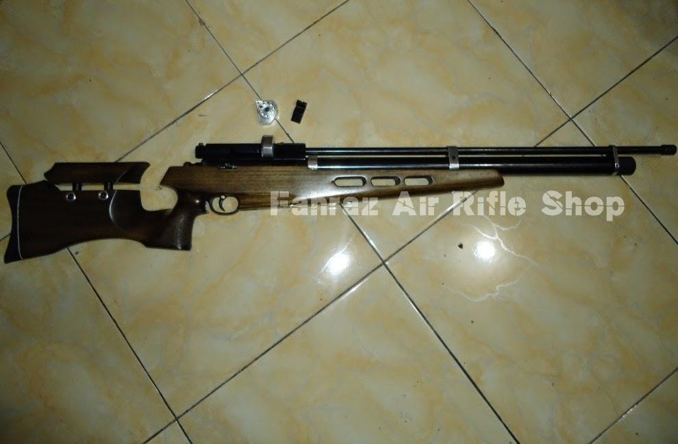 Senapan PCP Air Arms Pohpor Stelan