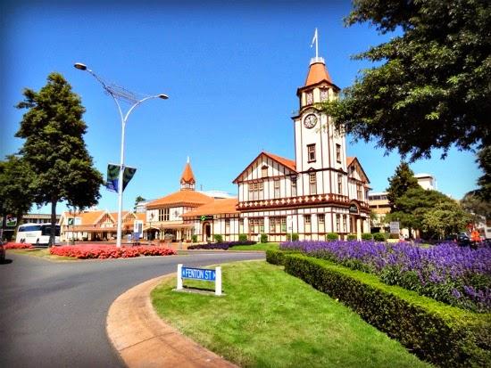 Rotorua, New Zeland