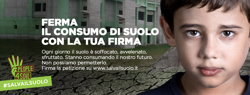 #PEOPLE4SOIL #SALVAILSUOLO