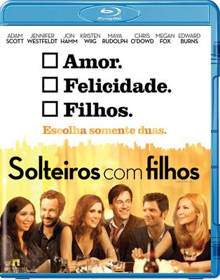 Filme Poster Solteiros com Filhos BDRip XviD Dual Audio & RMVB Dublado