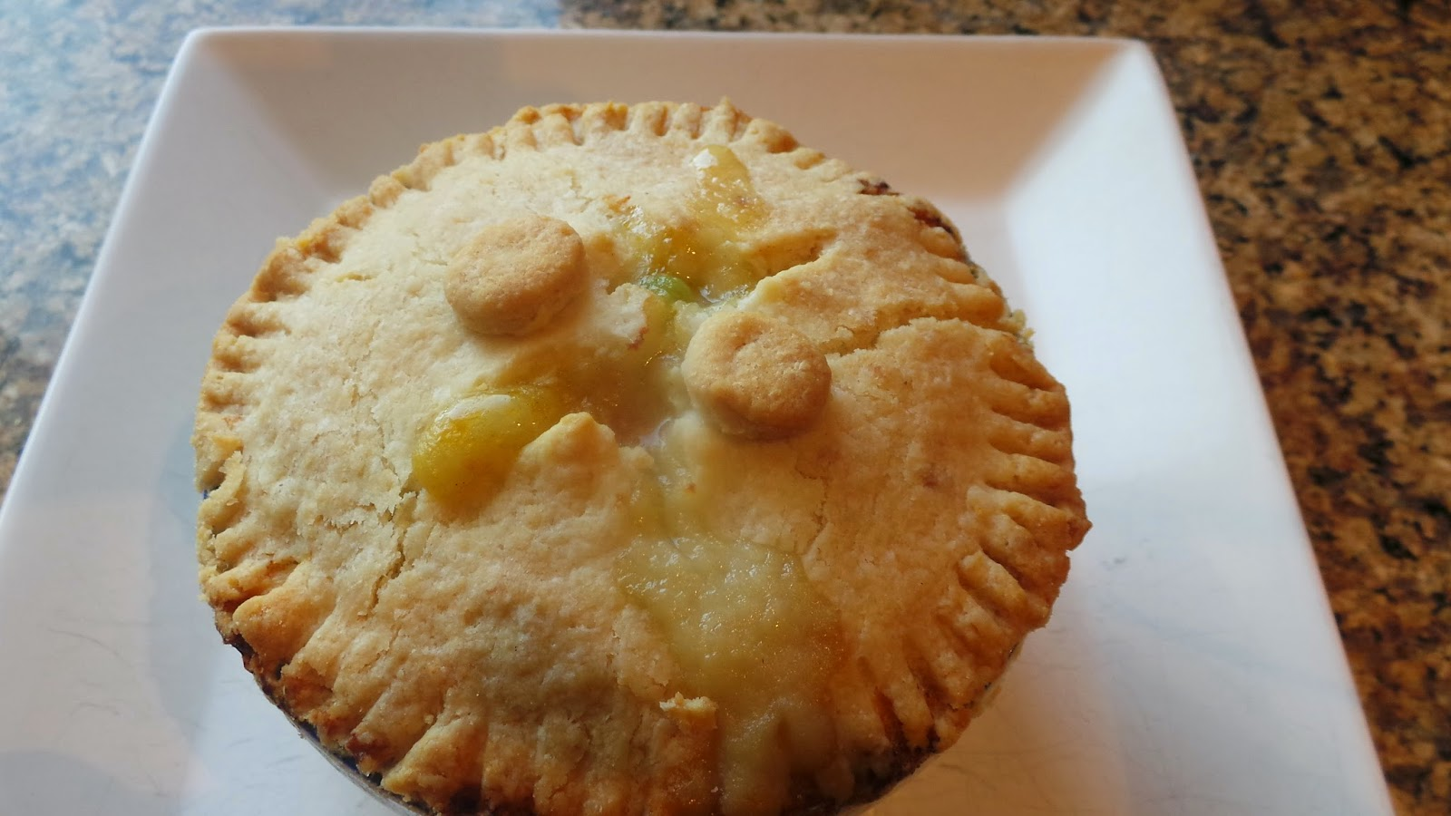 Fluudbloggler: Chicken Pot Pie in the summer?
