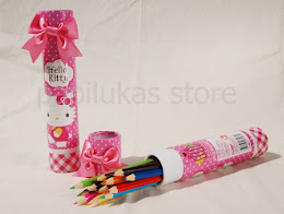 Pensil Warna Hello Kitty