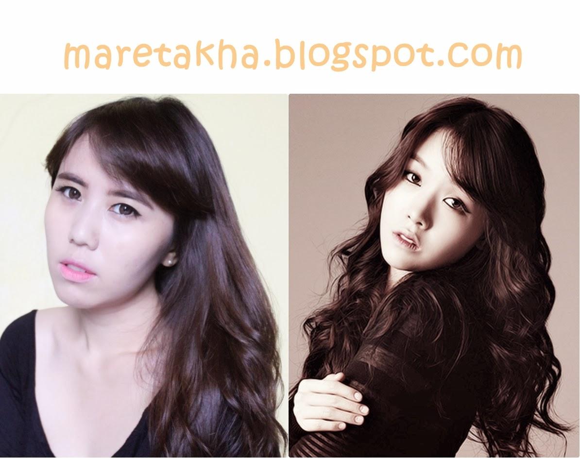 maretakha: Tutorial Make Up Minah Girl's Day MV Something ...