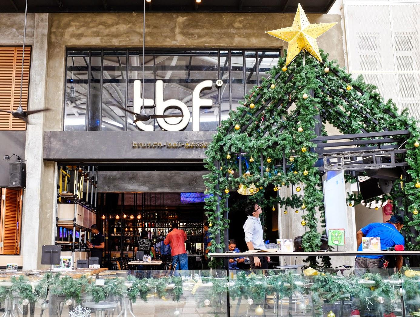 Eat drink kl t b f brunch bar desserts sunway giza for Food bar kota damansara