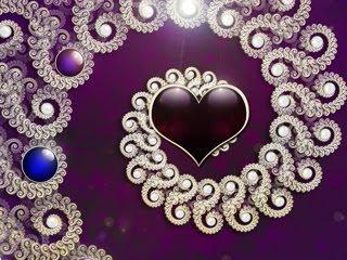 Grimizno srce Valentinovo download besplatne pozadine slike za mobitele