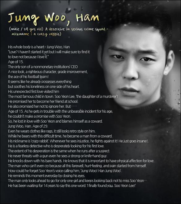 Han Jung Woo (Park Yoochun)