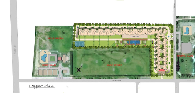 Layout PlanBeverly Golf Avenue Apartments Sector 65 Mohali